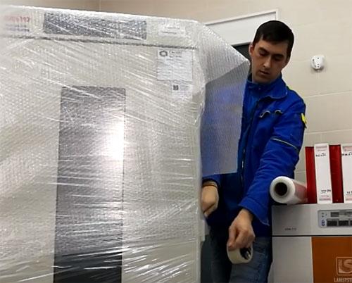 Можно ли перевозить холодильник лёжа: нюансы правильной транспортировки в  разрез требованиям производителей