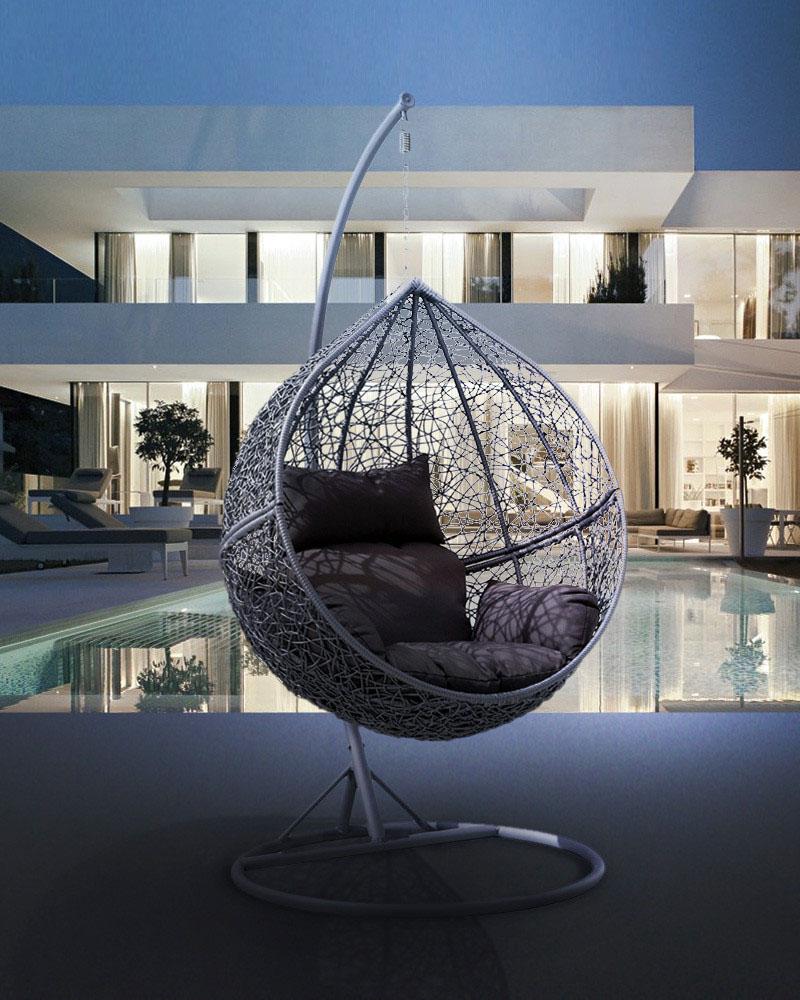 Всё, что вам нужно,− это мебель из искусственного ротанга