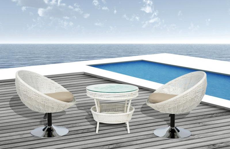 Мебель устойчива к повышенной влажности