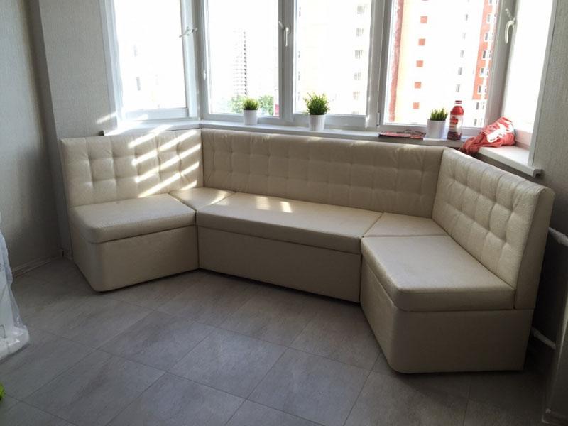 Кушетка со спальным местом – лучшее решение для малогабаритной квартиры