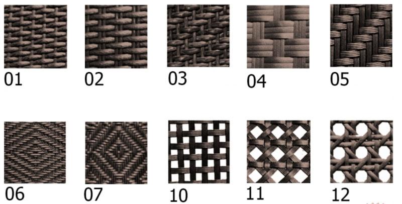 Техники плетения