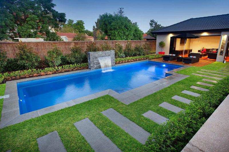 70 фото вариантов лучшего ландшафтного дизайна двора частного дома: пытаемся повторить!