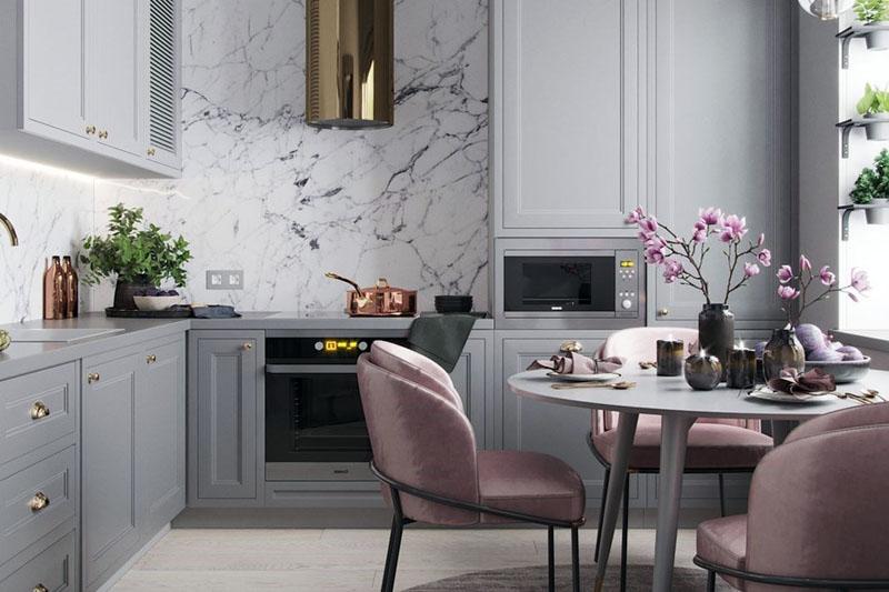 Правильное планирование поможет создать по-настоящему уютную кухню