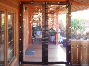 Новый тренд в создании оконных конструкций - гибкие (мягкие) окна