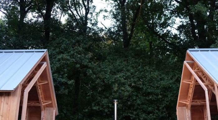 Спальня, зона отдыха или открытая терраса? Дом, который меняет свою конфигурацию в зависимости от погоды