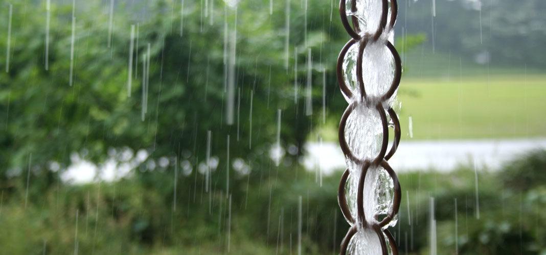 Дождевые цепи