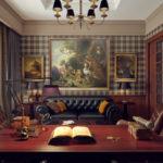 Создайте идеальный интерьер в английском стиле: 59 уникальных фотопроектов