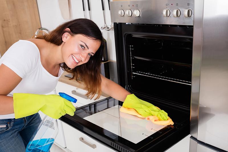 Основной принцип любой самоочистки – облегчение труда хозяйки