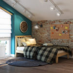Романтика индустрии в интерьере: квартира в стиле лофт (80+ фото)