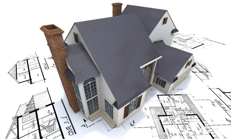 Объёмная модель дома