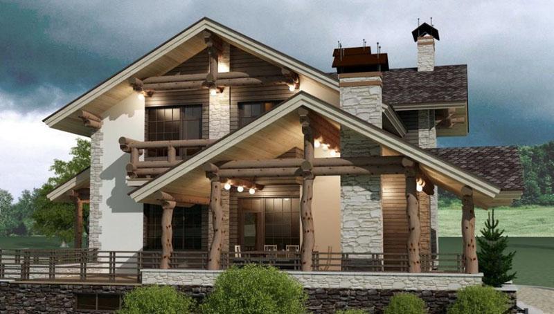 Проекты домов из газобетона – что нужно знать, чтобы не ошибиться с выбором