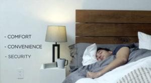 Когда вы спите: умный матрас следит за вами