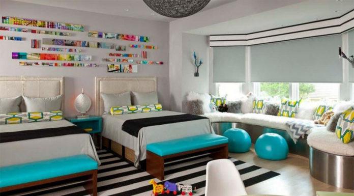 45 идей дизайна детской комнаты для двух мальчиков