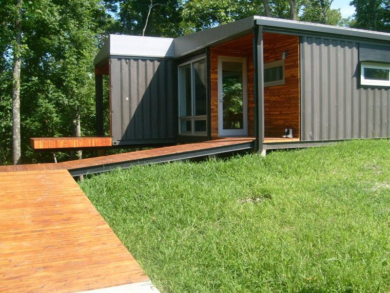 Контейнерные дома сейсмически устойчивы, их нередко можно встретить в регионах, где наблюдаются ураганы и землетрясения