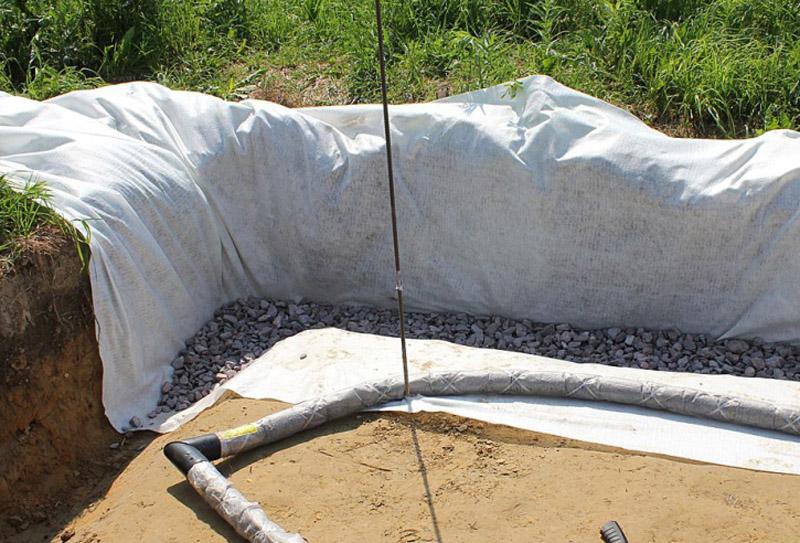 Современная модификация грунтов: геотекстиль – что это такое и как используется