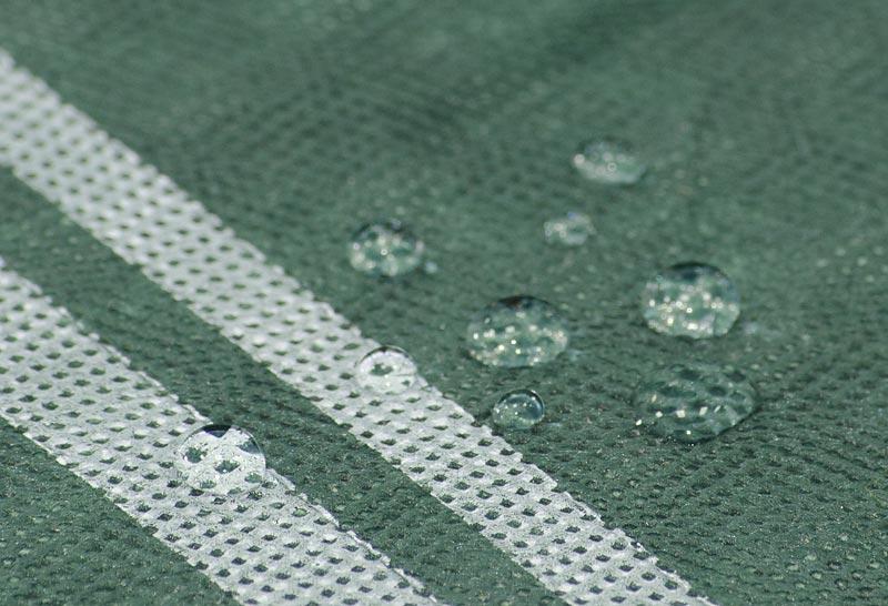 Гидроизоляционный слой защищает конструкции от влаги