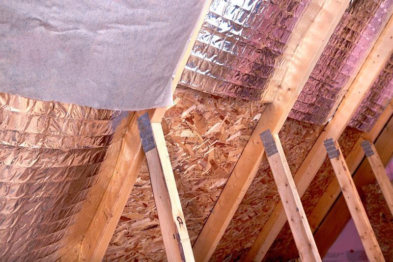 Мостики холода в мансардной крыше