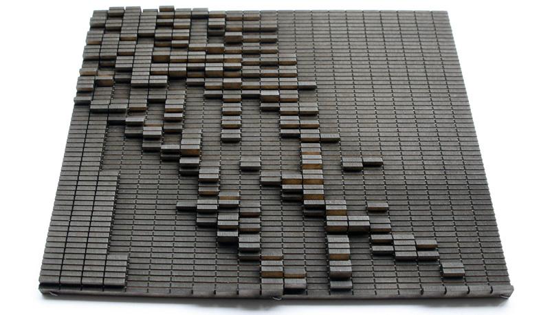 При желании 3 D-печать позволяет собрать и такие стены