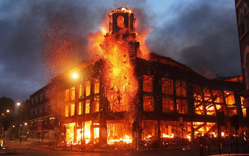 От пожара никто не застрахован, но можно продлить время, отпущенное на эвакуацию