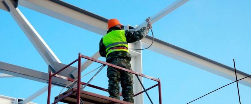 Современная огнезащита строительных конструкций