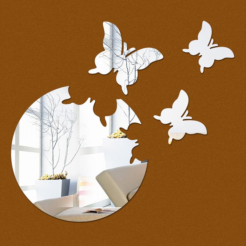 Такие отражающие поверхности прекрасно моются, могут быть использованы как декоративный элемент украшения любого помещения