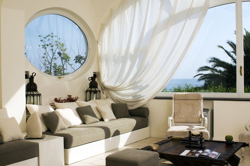 Средиземноморский стиль в интерьере: фото