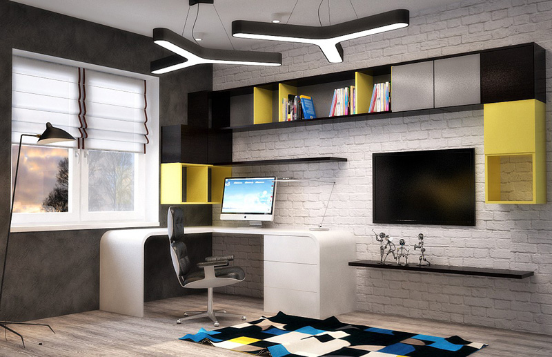 Высокотехнологичный и комфортный стиль хай-тек в интерьере: правила дизайна