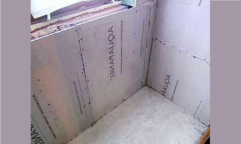 Использование при реконструкции лоджии
