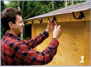 Водосток на плоской крыше: как правильно организовать, чтобы не сесть в лужу