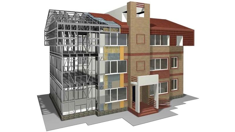 Что можно сделать из ЛСТК: ещё один материал для быстрого возведения строений и сооружений