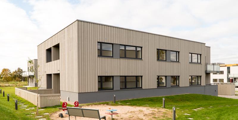 Из ЛСТК можно построить производственные, складские или торговые помещения