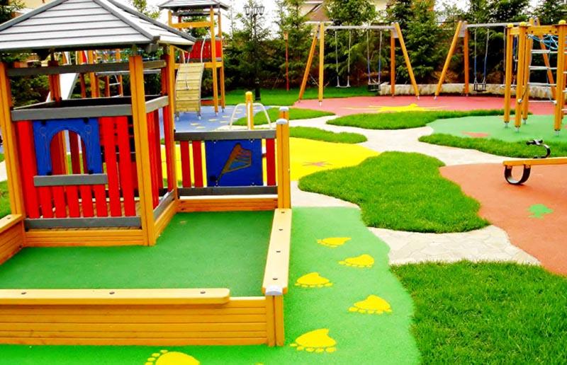 🎡 Детская площадка для дачи своими руками: 50 креативных фотоидей