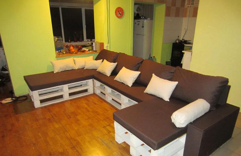 Мебель, собранная своими руками – максимально безопасна и прочна