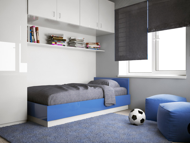 54 креативные идеи дизайна для комнаты мальчика-подростка