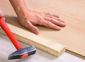Как укладывать ламинат своими руками: пошаговая инструкция