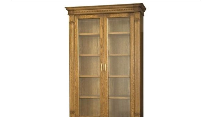 📖 Книжные шкафы и библиотеки для дома: выбор, конструктивные особенности и идеи размещения