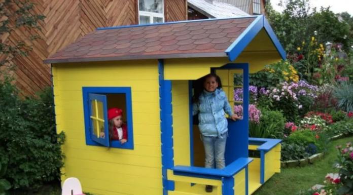 Удивите своего ребёнка – сделайте своими руками кукольный домик для дочки или внучки