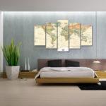 Практично и долговечно: 30 фотоидей использования линолеума «под ламинат» в интерьере квартиры