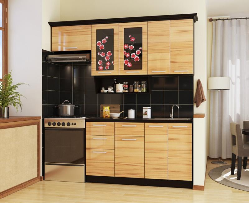 Правильный выбор модулей по точным размерам позволит домашнему мастеру идеально, без единой щели вписать гарнитур в свободное пространство