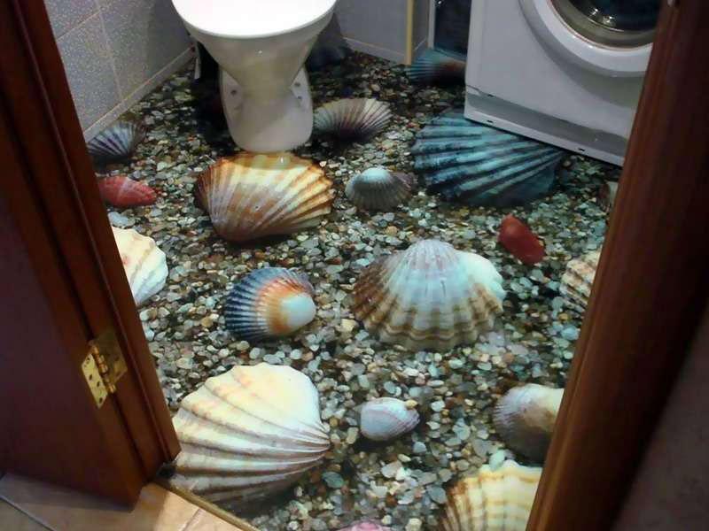 Наливной пол: виды, отзывы владельцев и рекомендации с фотопримерами в интерьере