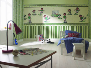 Особенности выбора обоев для детской комнаты для девочек: 47 реальных фото в интерьере