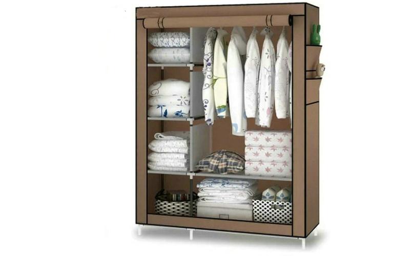 Отличный вместительный шкаф на время переезда или ремонта
