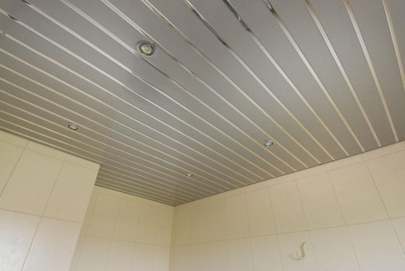 Реечный потолок ПО «Албес»