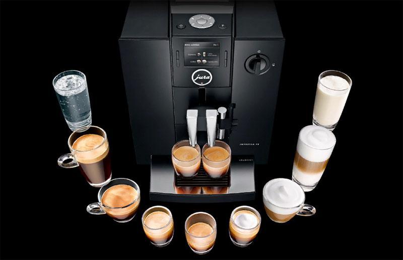 Разнообразие вариантов приготовления бодрящего напитка кофемашиной Вас приятно удивит