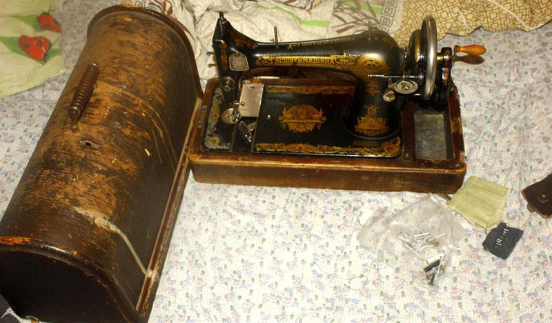 «ГосШвейМашина»– они ещё сохранились у многих, и до сих пор в рабочем состоянии