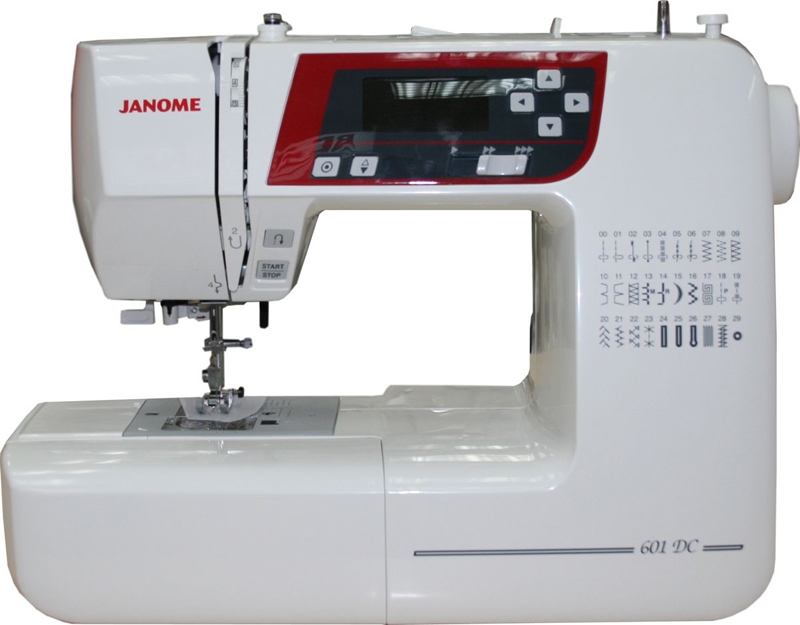 «Janome»– один из самых востребованных брендов в России