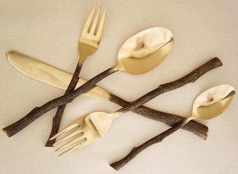Горячий нож для масла и ещё шесть необычных столовых приборов, о которых никто не подозревает