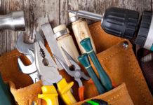 10 инструментов для домашнего мастера