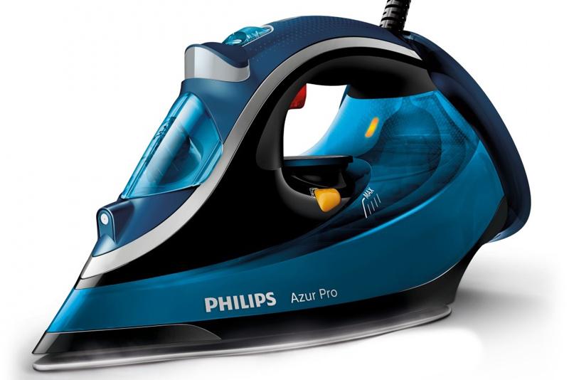 «Philips GC 4900» с технологией «Optimal TEMP» не нужно настраивать под каждую ткань – он это сделает сам