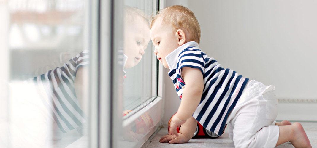 Защита от детей на окна